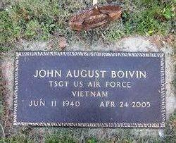 John A Jack Boivin