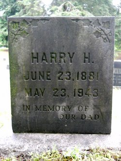 Harry H Cousins