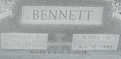 Audra May Bennett