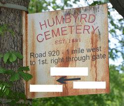Humbyrd Cemetery