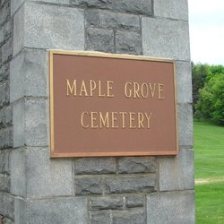 Maple Grove New Cemetery