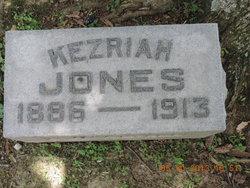 Kezriah Jones