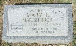 Mary L <i>Wallgren</i> Kelling