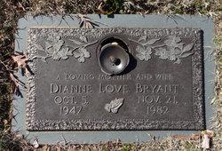 Dianne <i>Love</i> Bryant
