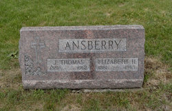Elizabeth Hedwig <i>Hoefer</i> Ansberry