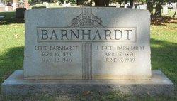 Effie Litaker <i>Walters</i> Barnhardt
