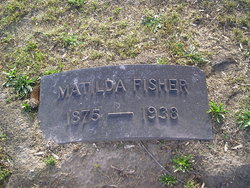 Matilda Tillie Fisher