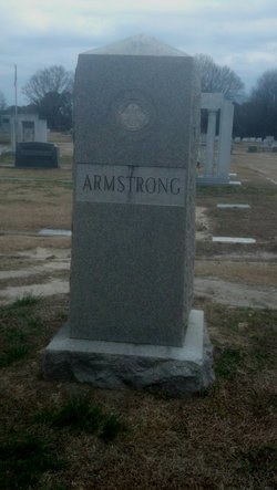 Rev Cleaton Otis Armstrong, Sr