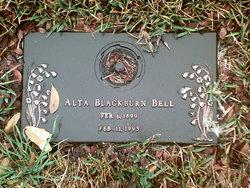 Alta <i>Blackburn</i> Bell
