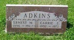 Ernest M. Adkins