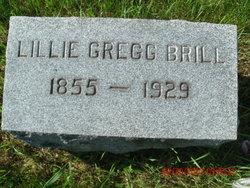 Lillie <i>Gregg</i> Brill