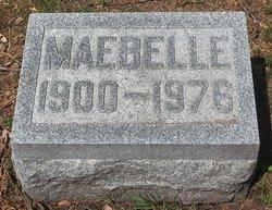 Maebelle L Abernethy