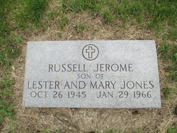 Russell Jerome Jones