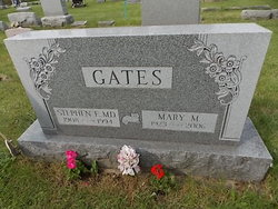 Dr Stephen E. Gates