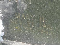 Mary <i>Helms</i> Abernathy