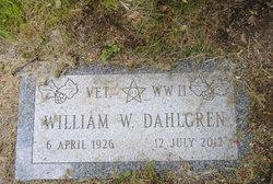 William W Dahlgren