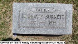 Joshua Franklin Burnett