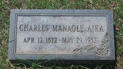 Charles Manaole Aika