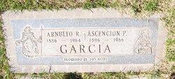 Ascension <i>P</i> Garcia