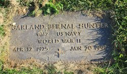 Garland Bernal Hunter