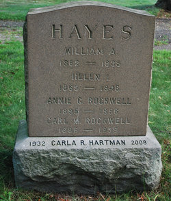 Clara <i>Rockwell</i> Hartman