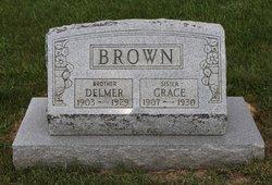 Delmer Brown