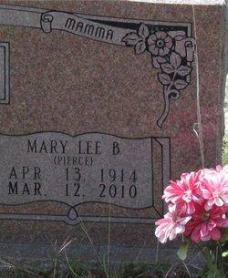 Mary Lee B. <i>Pierce</i> Balzen