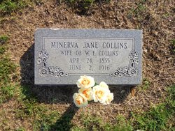 Minerva Jane <i>Alsup</i> Collins