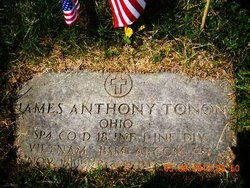 Spec James Anthony Tonon