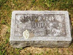 Mary <i>Kelly</i> Mahan