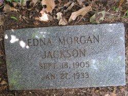 Ara Edna <i>Morgan</i> Jackson