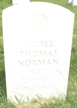 James Thomas Norman