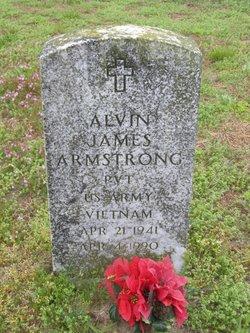 Alvin James Armstrong