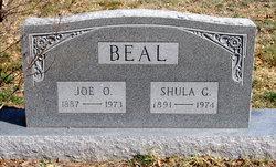 Shula George <i>Hurt</i> Beal