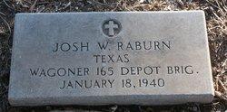 Joshua William Raburn