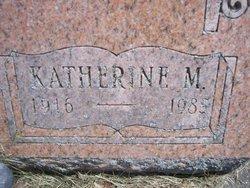 Katherine M. <i>Bossler</i> Machlieth