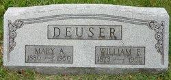 Mary <i>McGrath</i> Deuser