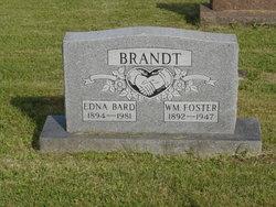 Edna E. <i>Bard</i> Brandt