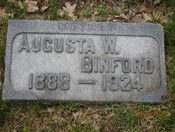 Augusta <i>Wilson</i> Binford