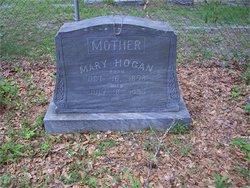 Mary <i>Dowling</i> Hogans