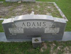 Elsie <i>Galloway</i> Adams