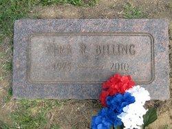Vera Eileen <i>Rapp</i> Billing