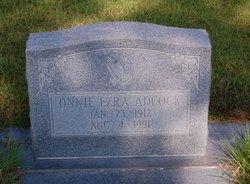 Onnie Ezra Adcock