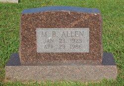 M B Allen