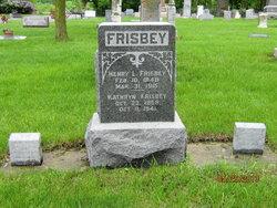 Kathryn <i>Mevich</i> Frisbey