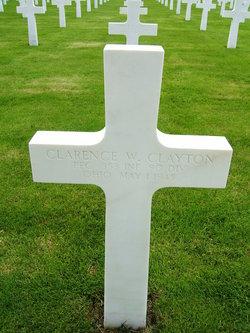 PFC Clarence Warren Clayton