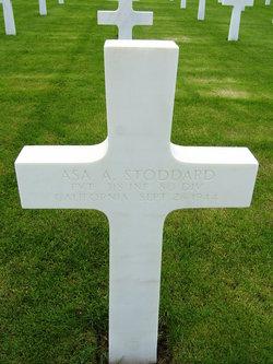 Pvt Asa Aaron Stoddard, Jr