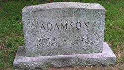 Bert Benjamin Adamson