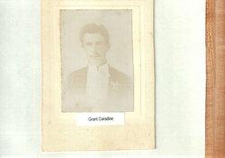 Grant Caradine
