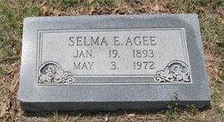 Selma Eliza <i>Burris</i> Agee